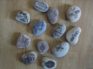 Photo of Symbol Stones