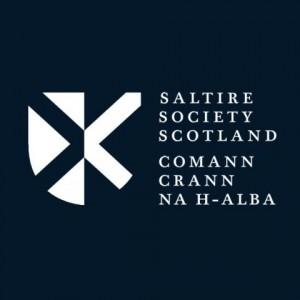 Saltire Society black logo